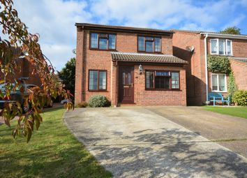 Thumbnail 3 bedroom detached house for sale in The Parklands, Carlton Colville, Lowestoft