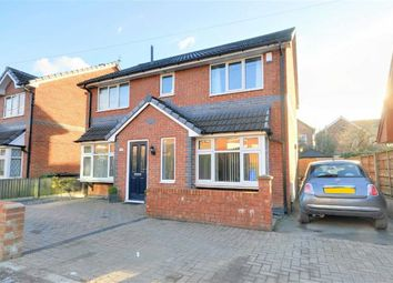 Thumbnail 3 bed detached house for sale in Newtown Avenue, Denton, Manchester, Greater Manchester