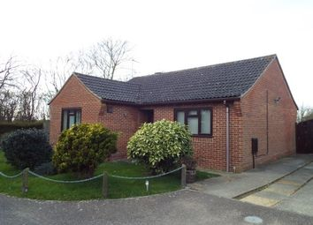 Thumbnail 2 bedroom detached bungalow to rent in Richmond Road, Downham Market