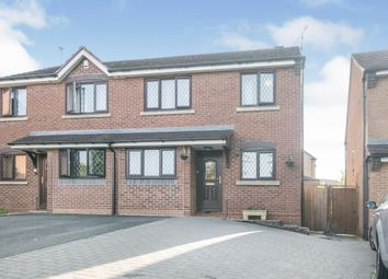 Millhams Avenue, Lyppard Woodgreen, Worcester WR4. 3 bed semi-detached house