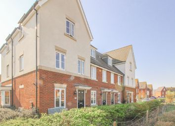 Thumbnail 4 bed end terrace house for sale in Greenside Close, Bedford