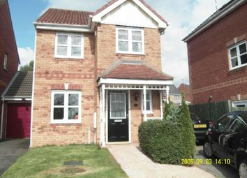 Thumbnail 3 bed detached house to rent in Impey Close, Thorpe Astley, Thorpe Astley