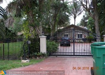Thumbnail 7 bed property for sale in 11681 Sw 3rd St, Plantation, Fl, 33325