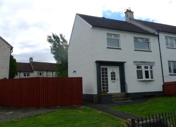Thumbnail 3 bed end terrace house for sale in St. Brides Way, Bothwell