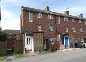 Thumbnail 3 bed flat for sale in Tomwell Close, Southam, Warwickshire, West Midlands