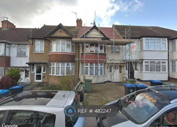 Thumbnail 1 bed flat to rent in Woodside Avenue, Wembley