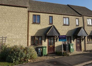 Thumbnail 2 bed terraced house to rent in Coxwell Road, Faringdon