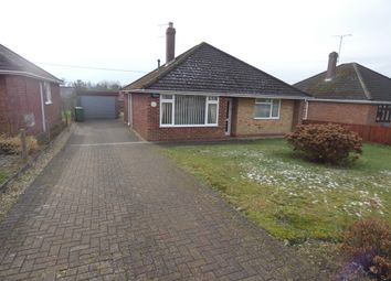 3 bed detached bungalow for sale in Heath Rise, Fakenham NR21