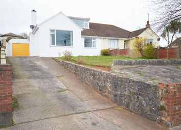 Thumbnail 3 bed bungalow for sale in Suncrest Close, Torquay
