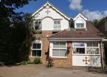 Thumbnail 4 bed detached house for sale in Phipps Close, Aylesbury