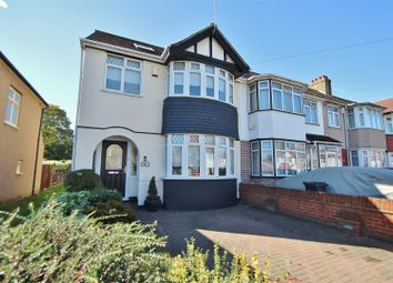 Thumbnail 4 bed end terrace house for sale in Amhurst Gardens, Isleworth