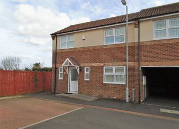 Thumbnail 2 bed property to rent in Hadrian Mews, Guidepost, Choppington