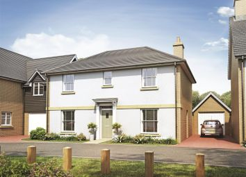 Thumbnail 5 bed detached house for sale in Harvester Close, Garden Walk, Royston