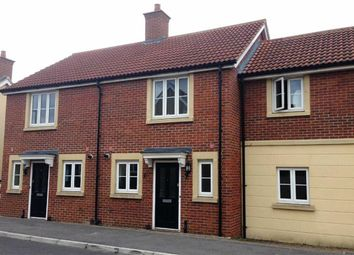 Thumbnail 2 bed terraced house to rent in Doulton Close, Swindon
