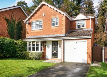 Thumbnail 4 bed detached house for sale in Harwood Close, Wakefield