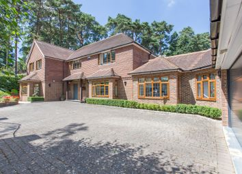 Thumbnail 5 bed detached house for sale in Friary Road, South Ascot, Berkshire