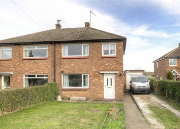 Thumbnail 3 bedroom property for sale in St. Hybalds Grove, Scawby, Brigg
