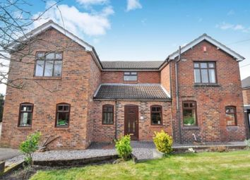 Thumbnail 4 bed detached house for sale in Boon Hill Road, Bignall End, Stoke-On-Trent, Staffordshire