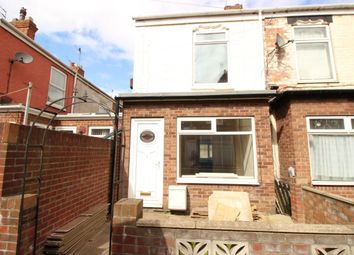 Thumbnail 2 bedroom terraced house to rent in Carisbrooke Avenue, Montrose Street, Hull