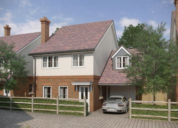Thumbnail 3 bed detached house for sale in De Port Heights, Corhampton, Southampton