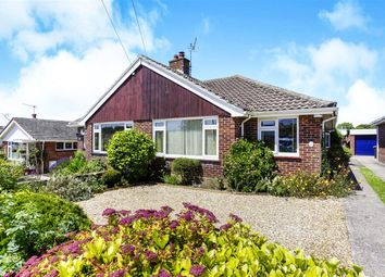 Thumbnail 2 bed semi-detached bungalow for sale in Ellerslie Close, Charminster, Dorchester