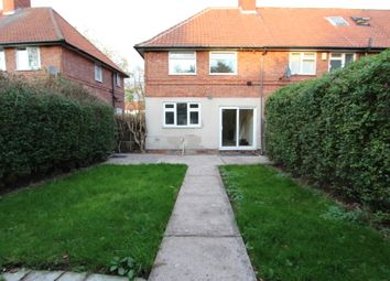 Thumbnail 3 bed end terrace house for sale in Woodside Road, Beeston