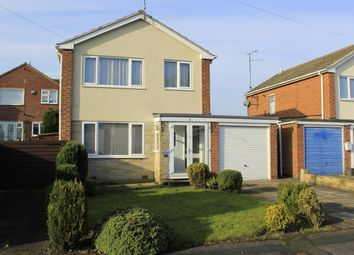 Thumbnail 3 bed detached house for sale in Ouse Drive, Wetherby