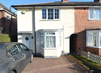 Thumbnail 3 bed semi-detached house for sale in Cranbourne Road, Kingstanding, Birmingham