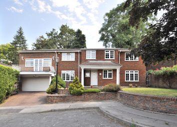 Thumbnail 4 bed detached house for sale in Porrington Close, Chislehurst