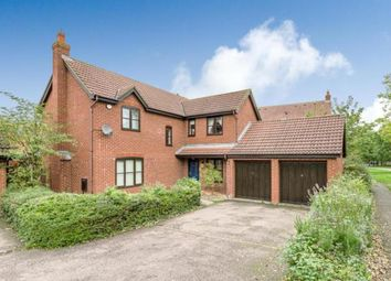 4 bed detached house for sale in Walbank Grove, Shenley Brook End, Milton Keynes, Buckinghamshire MK5