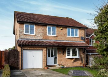 Thumbnail 4 bed detached house for sale in Gilbert Close, Alderholt, Fordingbridge
