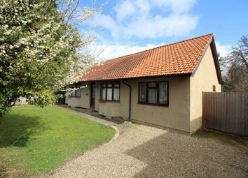Thumbnail 3 bed bungalow to rent in Fairfield Approach, Wraysbury