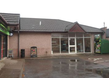 Thumbnail Retail premises to let in Unit 1, 44 Tullibody Road, Alloa