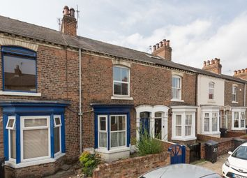 Thumbnail 3 bedroom terraced house for sale in Neville Street, Off Haxby Road, York
