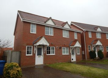 Thumbnail 2 bed semi-detached house to rent in Mardle Street, Norwich