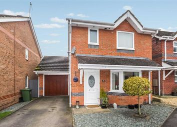 Thumbnail 3 bed detached house for sale in Furze Close, Peatmoor, Swindon