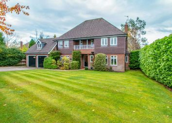 Thumbnail 5 bed detached house for sale in Courtney Place, Bowdon, Altrincham