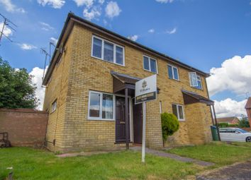 Thumbnail 1 bed end terrace house to rent in Eden Close, Aylesbury