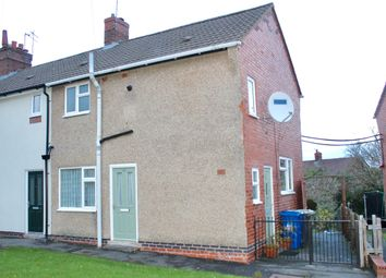 Thumbnail 2 bed end terrace house for sale in Bacons Lane, Chesterfield
