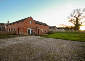 Thumbnail 3 bed barn conversion to rent in Nantwich Road, Audley, Stoke-On-Trent