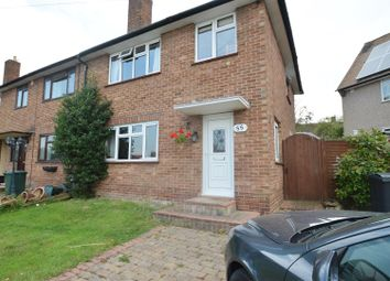 Thumbnail 3 bed end terrace house to rent in Slades Drive, Chislehurst