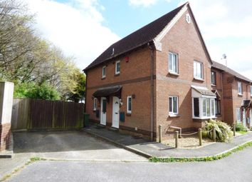 Thumbnail 2 bedroom end terrace house to rent in Summerlands Gardens, Chaddlewood, Plymouth