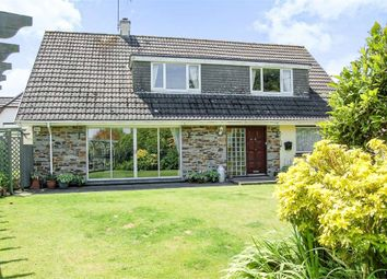 Thumbnail 6 bed detached house for sale in Lamorrick, Lanivet, Bodmin, Cornwall