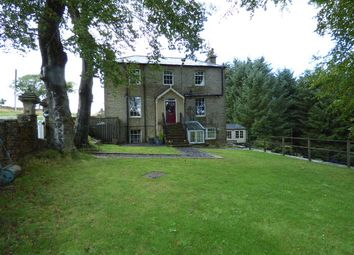 Thumbnail 4 bed detached house for sale in Nenthead, Alston