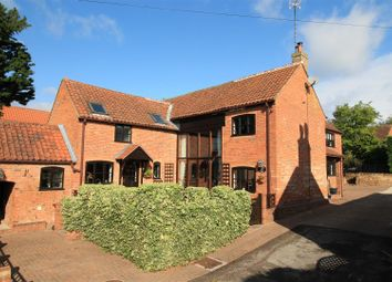 Thumbnail 4 bed barn conversion for sale in Main Street, Woodborough, Nottingham