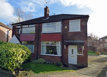 Thumbnail 3 bed semi-detached house for sale in Rusland Court, Sylvester Avenue, Offerton, Stockport