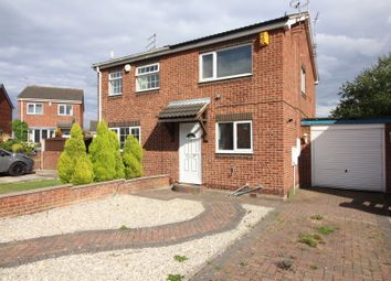 Thumbnail 2 bed semi-detached house for sale in Aldcliffe Crescent, Balby, Doncaster