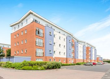 Thumbnail 1 bed flat for sale in Alexander Square, Eastleigh