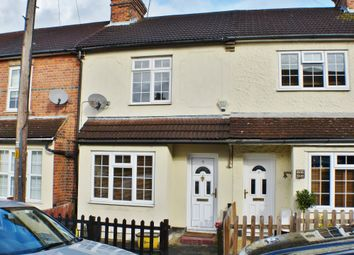 Thumbnail 2 bed terraced house to rent in Oldfields, Victoria Road, Warley, Brentwood