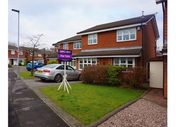 Thumbnail 3 bed detached house for sale in High Beeches Crescent, Wigan